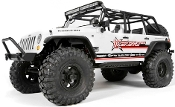 SCX10™ 2012 Jeep® Wrangler Unlimited C/R Edition 1/10th Scale