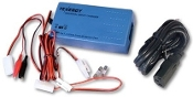 NiMH Battery Charger (Banana adapter needed for Redcat batteries