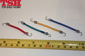TSH 4 Pack of 1:10 Scale Bungee Cords