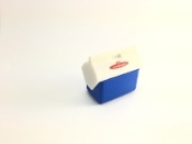 Coolmate Opening Lunch Box Cooler 1/10 Scale - Blue