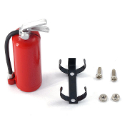 Yeah Racing 1/10 Scale Fire Extinguish for RC Crawlers YA-0352