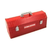 TSH 1/10 Scale Tool Box Red for RC Rock Crawlers