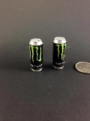 TSH 1/10 Scale Mutant Energy Drink Can 2 Cans