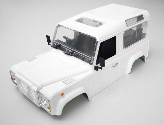 RC4WD 1/10 LAND ROVER DEFENDER D90 HARD PLASTIC BODY KIT
