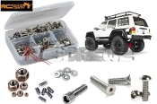 axi023 - Axial SC10 II Jeep Cherokee Stainless Screw Kit