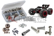 rcr051 - RedCat TR-MT8e Stainless Screw Kit