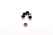 Axial 5x6mm Spacer - Grey (6pcs)