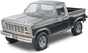 Revell 1/24 Ford Ranger Pickup Plastic Model Kit