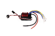 HobbyWing QuicRun-WP-860-Dual Brushed ESC is a speed controller