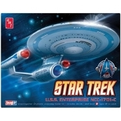 AMT Star Trek USS Enterprise 1701-C