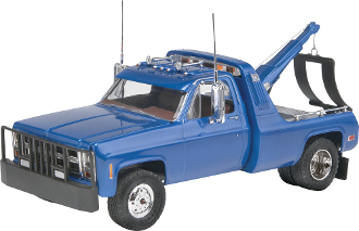 Revell 1/25 '77 GMC® Wrecker Truck Plastic Model Kit