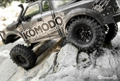 gMade Komodo Off Road Adventure Vehicle Grey (RTR)