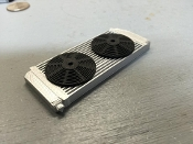 SBC 1/10 Scale Small Radiator 3D Printed