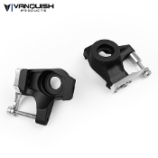 Vanquish AXIAL SCX10-II KNUCKLES BLACK ANODIZED