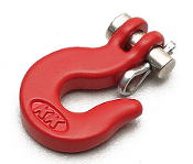 RC4WD KING KONG XL HOOK (RED)