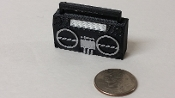 Mad Mikes 1/10 Scale Boom Box