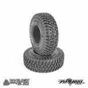 Pit Bull BRAVEN IRONSIDE 1.9 SCALE RC TIRES (ALIEN KOMPOUND) w/F