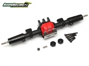 Boom Racing Complete Rear Assembled AR44 PHAT™ Axle