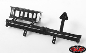 RC4WD TOUGH ARMOR SWING AWAY TIRE CARRIER W/FUEL HOLDER FOR THE