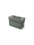 TSH Large Weathered Military Ammo Box W/ Lettering - 1/10 Scale