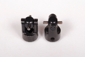 Axial Metal Driveshaft Yoke Set (2pcs)