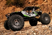 Axial Wraith Rock Racer 1/10th Scale Electric 4WD - RTR