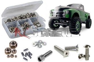 axi002 - Axial Racing SCX-10 Scorpion Stainless Screw Kit