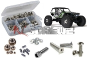 axi004 - Axial Racing Wraith RTR Stainless Screw Kit