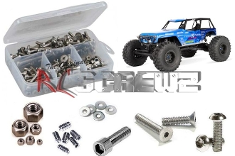 axi007 - Axial Wraith Poison Spyder Stainless Screw Kit