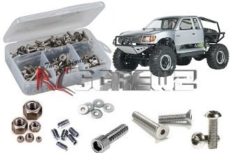 axi011 - Axial SCX10 Honcho RTR Stainless Steel Screw