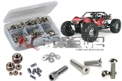 axi017 - Axial Yeti XL RTR Stainless Steel Screw