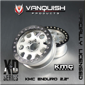 KMC Enduro 2.2 Wheels Silver