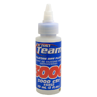 Factory Team SILICONE DIFF FLUID 3000CST
