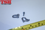 Scale Tow Shackles - Pack of 2