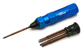 "Team Associated Ft 8-Piece 1/4"" Hex Driver Set - 1655"