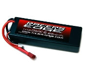 Racers Edge 4000MAH 30C 2S LIPO BATTERY WITH DEANS PLUG