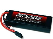 Racers Edge 4000MAH 30C 2S LIPO BATTERY WITH TRAXXAS HC PLUG