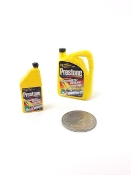 Combo - Antifreeze Coolant 5L & Quart Sized Bottles - 1:10 Scale
