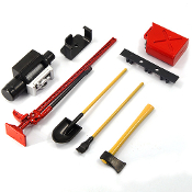Yeah Racing 1/10 Scale RC Rock Crawler Accessory Tool Set