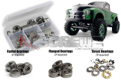 axi002b - Axial Racing SCX-10 Metal Shielded Bearings