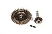 Axial Heavy Duty Bevel Gear Set - 38T/13T