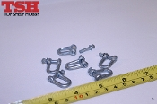 TSH Scale Tow Shackles - Pack of 6 TSH-TS03