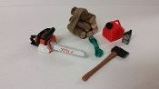 Crawlerman Logger Bundle 1:10 Scale TSH-K00