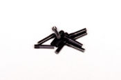 Axial Screw Shaft M3x2.5x12mm (10pcs)