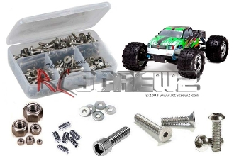 rcr029 - RedCat Avalanche XTR Stainless Screw Kit