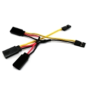 Holmes Hobbies RX BYPASS ADAPTER FOR DUAL SERVOS