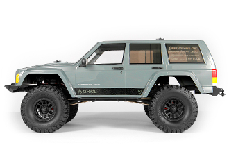 Axial SCX10 II™ 2000 Jeep® Cherokee 1/10th Scale 4WD – RTR
