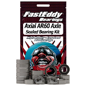 Fast Eddy Axial AR60 Axle Ceramic Bearing Kit (Single Axle Set)