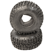 PIT BULL - ROCK BEAST 1.9 SCALE RC TIRES W/2 STAGE FOAM - 2pcs
