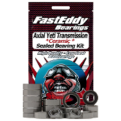 Fast Eddy Axial Yeti Transmission Ceramic Rubber Sealed Bearing